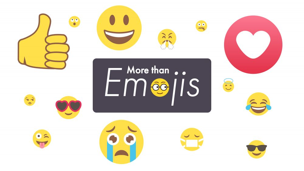 More Than Emojis: Happy Face Image